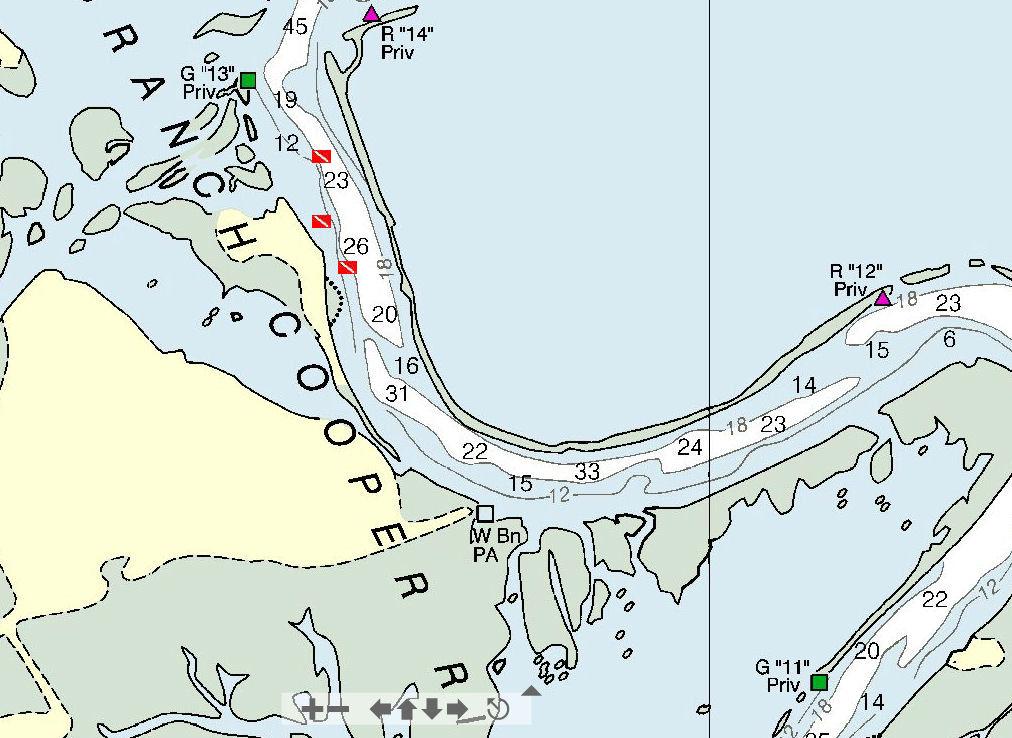 C oper River Dive Charters - Little Pine Island, aka